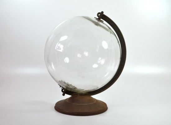 World Globe, 1940's