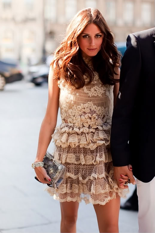 olivia palermo - love the dress