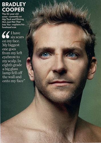 Bradley Cooper soooo attractive