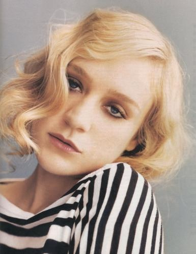 Chloe Sevigny, love you... and your hair!