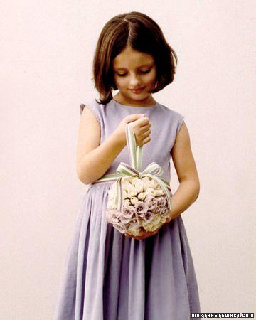 Flower Girl Pomander DIY: This is so sweet!