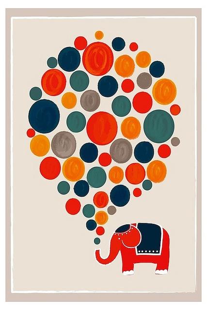 #elephant #illustration