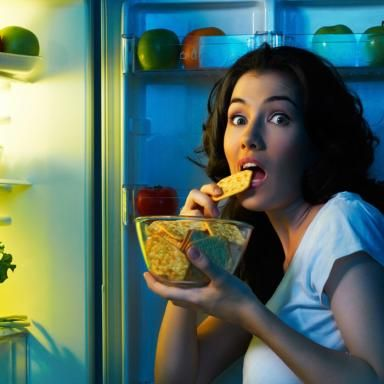 Will eating late at night make you fat?
