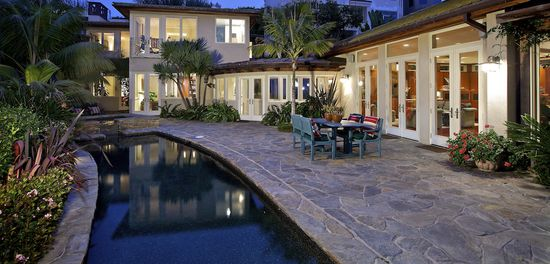 Pacific Rim Architectural Masterpiece