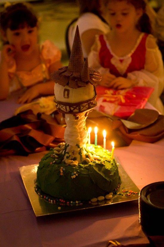 Rapunzel Tangled birthday party
