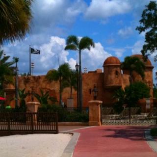 Disney World - Caribbean Beach Resort