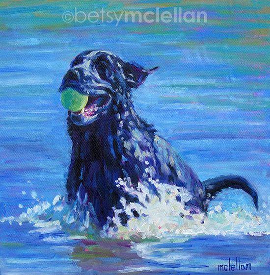 Custom+Pet+Portrait+Deposit++Commission+Pet+by+betsymclellanstudio,+$25.00