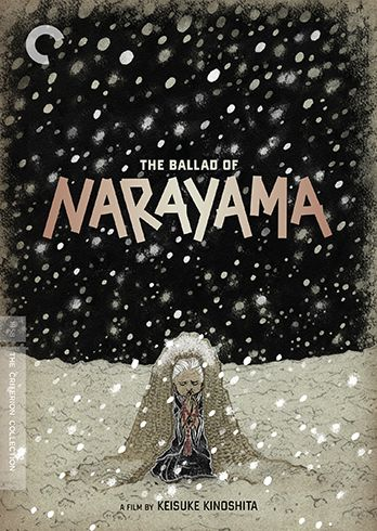 The Ballad of Narayama -   Keisuke Kinoshita...1983...The film is set in a small rural village in Japan in the 19th century.