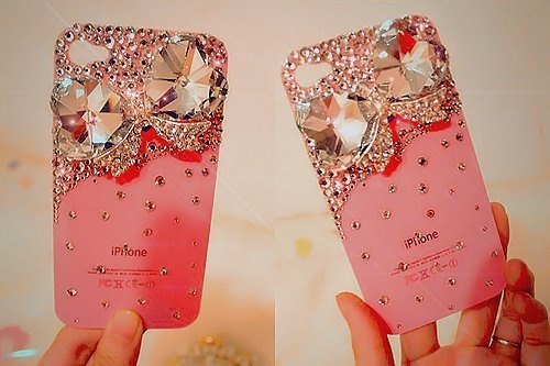 sparkly iphone case