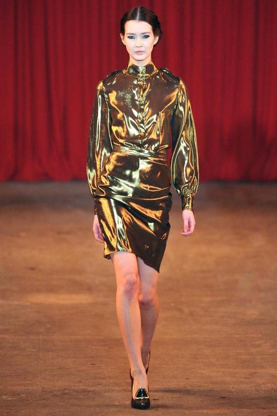 Christian Siriano Fall 2013 RTW Collection - Fashion on TheCut