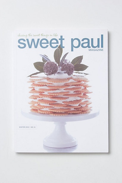Sweet Paul Holiday Issue #anthropologie