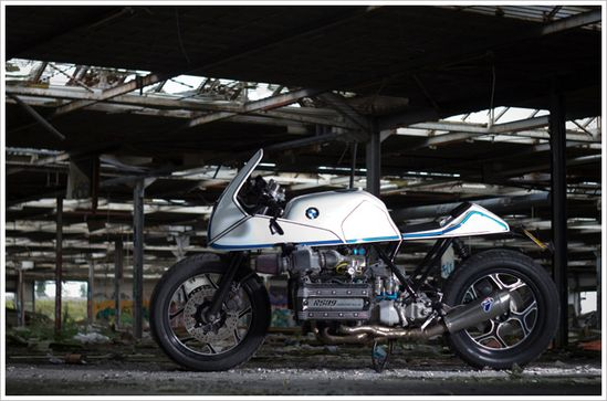 BMW RS09 Cafe Racer - Pipeburn - Purveyors of Classic Motorcycles, Cafe Racers & Custom motorbikes