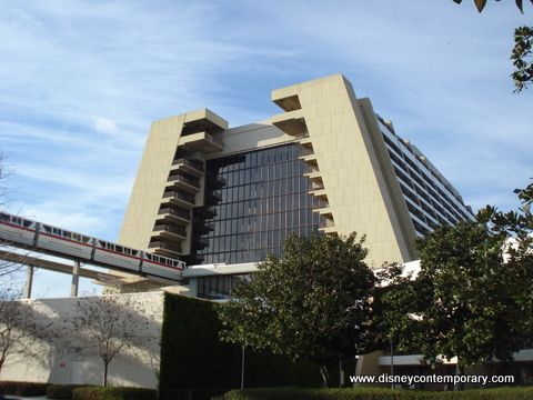Disney's Contemporary Resort Information and Fan Site