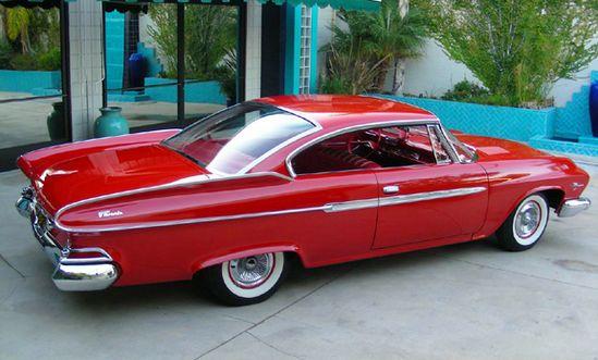 1961 Dodge Phoenix. Car porn. (Drooling...)