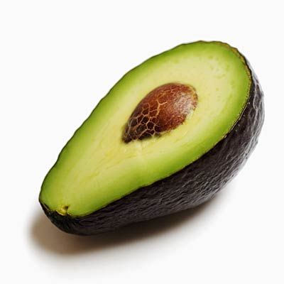 Will you be whipping up some GUAC for SUPERBOWL SUNDAY? Good idea! This little green half packs 4 grams of fiber and 15% of your recommended daily folate intake!