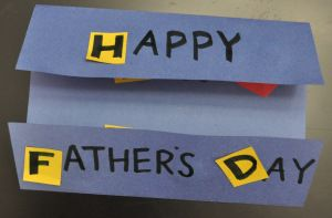 homemade cards toddlers