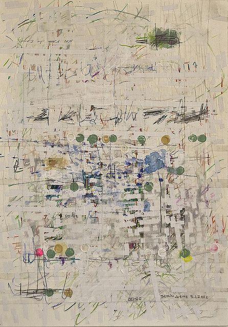 love letters 19 (series) Josias Scharf