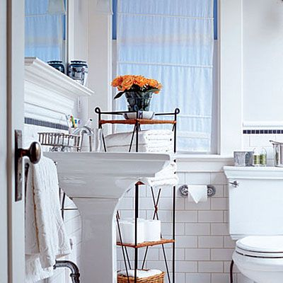 How to quick-clean your bathroom