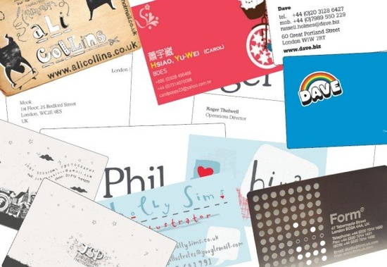 Design your business cards    www.computerarts....