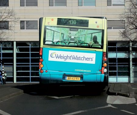 Weight Watchers ad.  Too funny.