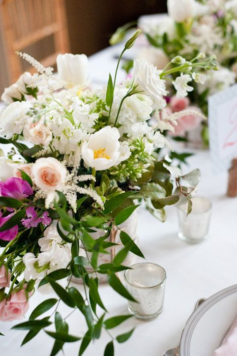 Beautiful Flower Arrangement Idea #weddings