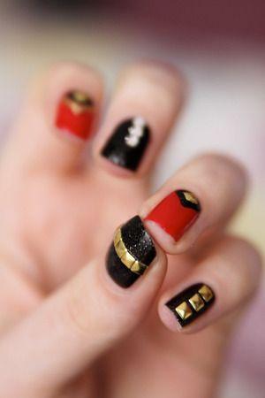 #nail art #nails www.finditforwedd...