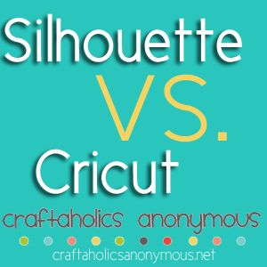 Read what 47 crafters say about Silhouette and Cricut. Lots of great insights!