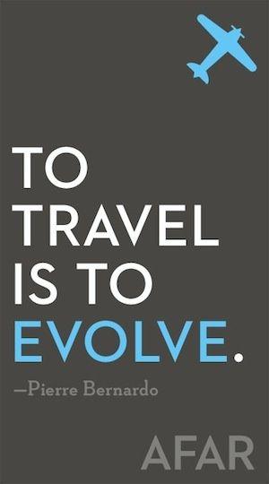 travel, move