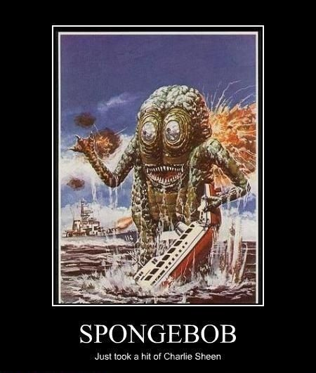 Spongebob - funny pictures - funny photos - funny images - funny pics - funny quotes - funny animals  #humor #funny #funnypictures #funnypics