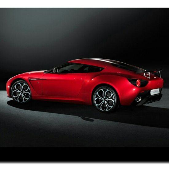 Dream Car: Aston Martin V12 Zagato