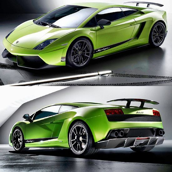 Meanest, Greenest and coolest Lambo ever! For your chance to win an amazing supercar driving experience click on this Hulk #Gallardo!