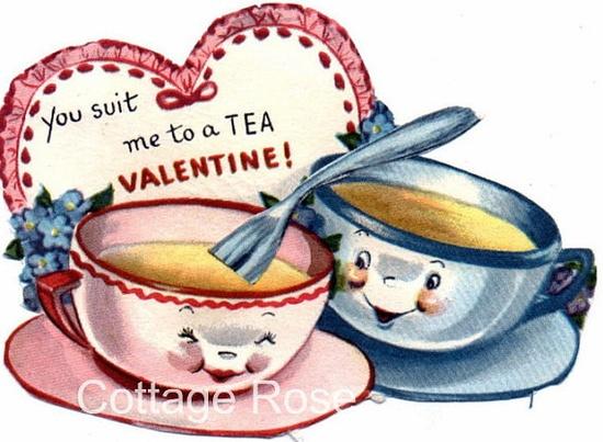 Fun vintage Valentines