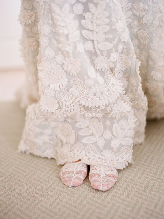 lace all day