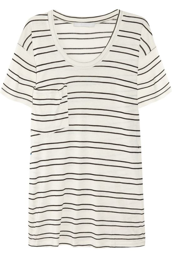 classic modal t-shirt, kain