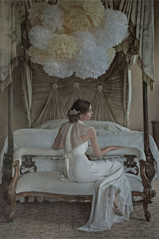 Laverne Gown from BHLDN #vestidosdenovia