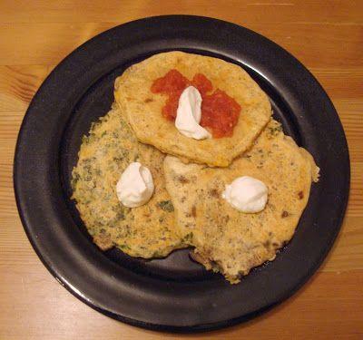 » Savory Pancakes