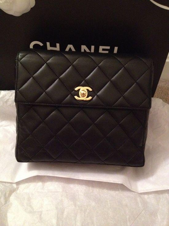 CHANEL SHOULDER BAG.....Chanel dreamin'