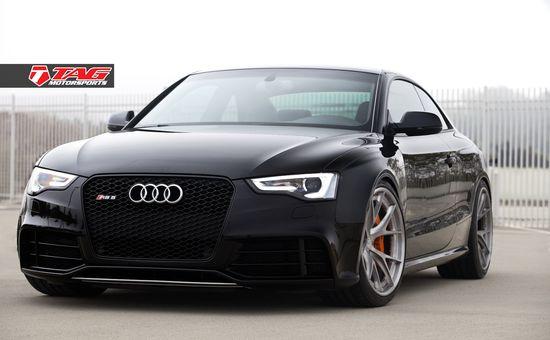 I love Audi's!!!