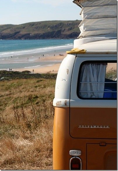 .... dream. place. to. be! #VW