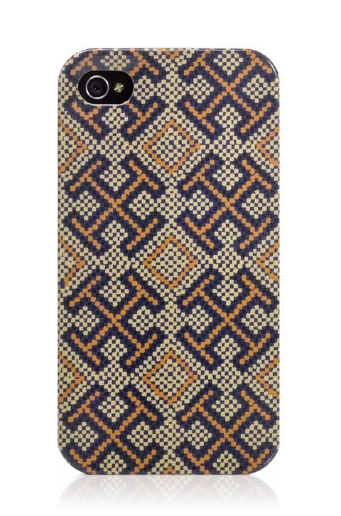 Tory Burch Printed Phone Case