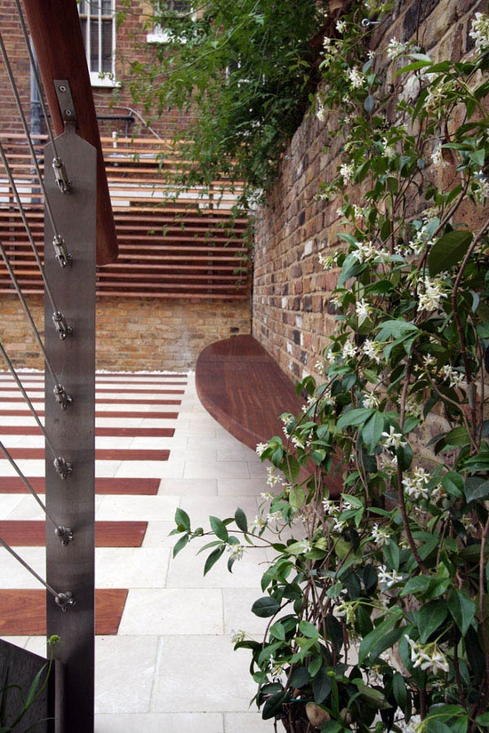 Garden Design in Kensington – Kate Eyre Garden Design