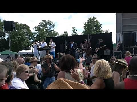 Who Dat Loungers - Riverhead Blues Festival - June 17, 2012  love them!