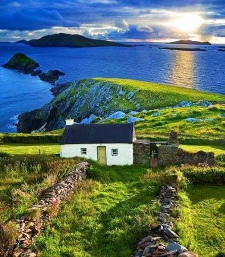 Ireland.  #travel #ireland