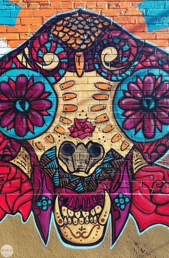 Street Art, Toronto #budgettravel #travel #streetart #art #street #mural www.budgettravel.com