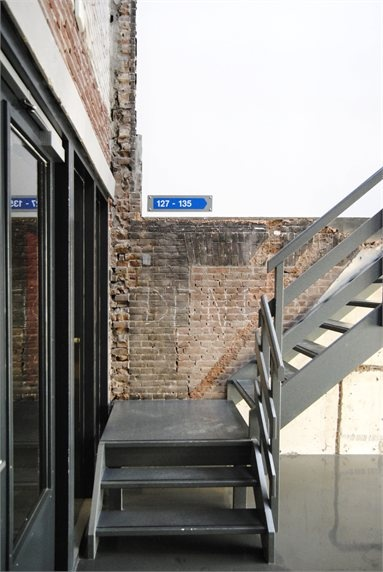 De Overkant - Amsterdam, Netherlands - 2011 - CUBE architecten #architecture #stair #masonry