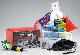 College Survival Kit - great graduation gift!
