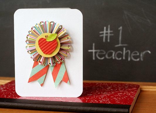 Card for Teacher plus more Gifts for Teacher
