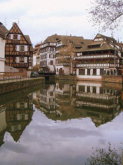 Strasbourg, France b