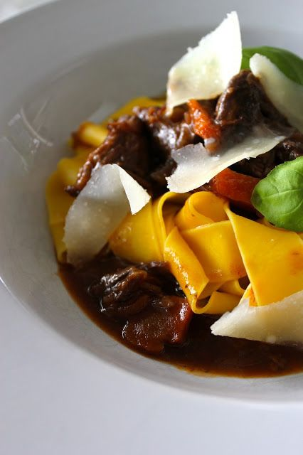 Warm: Savory~ Braised Oxtail