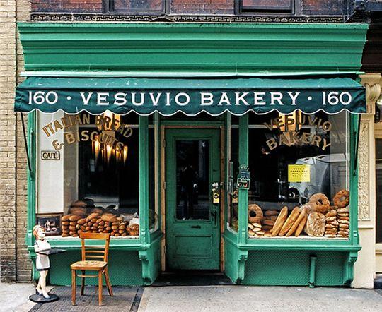 New York: Vesuvio Bakery